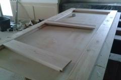 Cedar Door Construction (A)