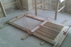 Cedar Door Construction (B)