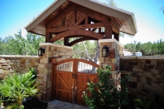 Cedar Gate (Door) Unit (3)