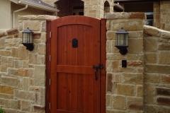 Cedar-Door-Inside