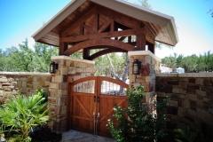 Cedar Gate Door Unit
