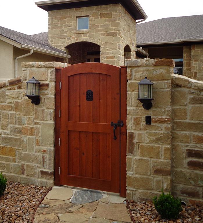 Cedar Door-Inside-Out