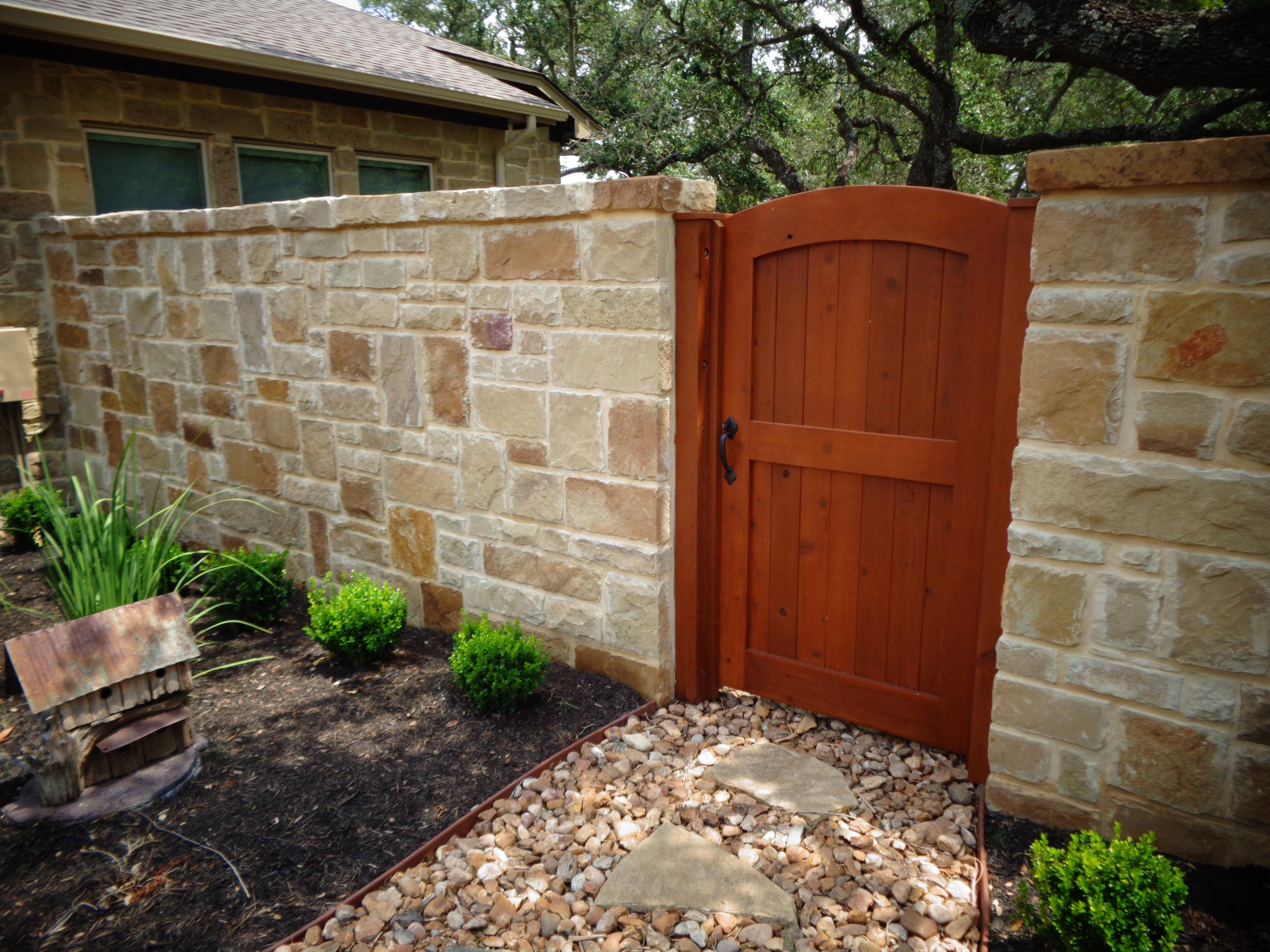 Cedar Door-Outside-In