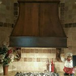 Ornate Vent Hood