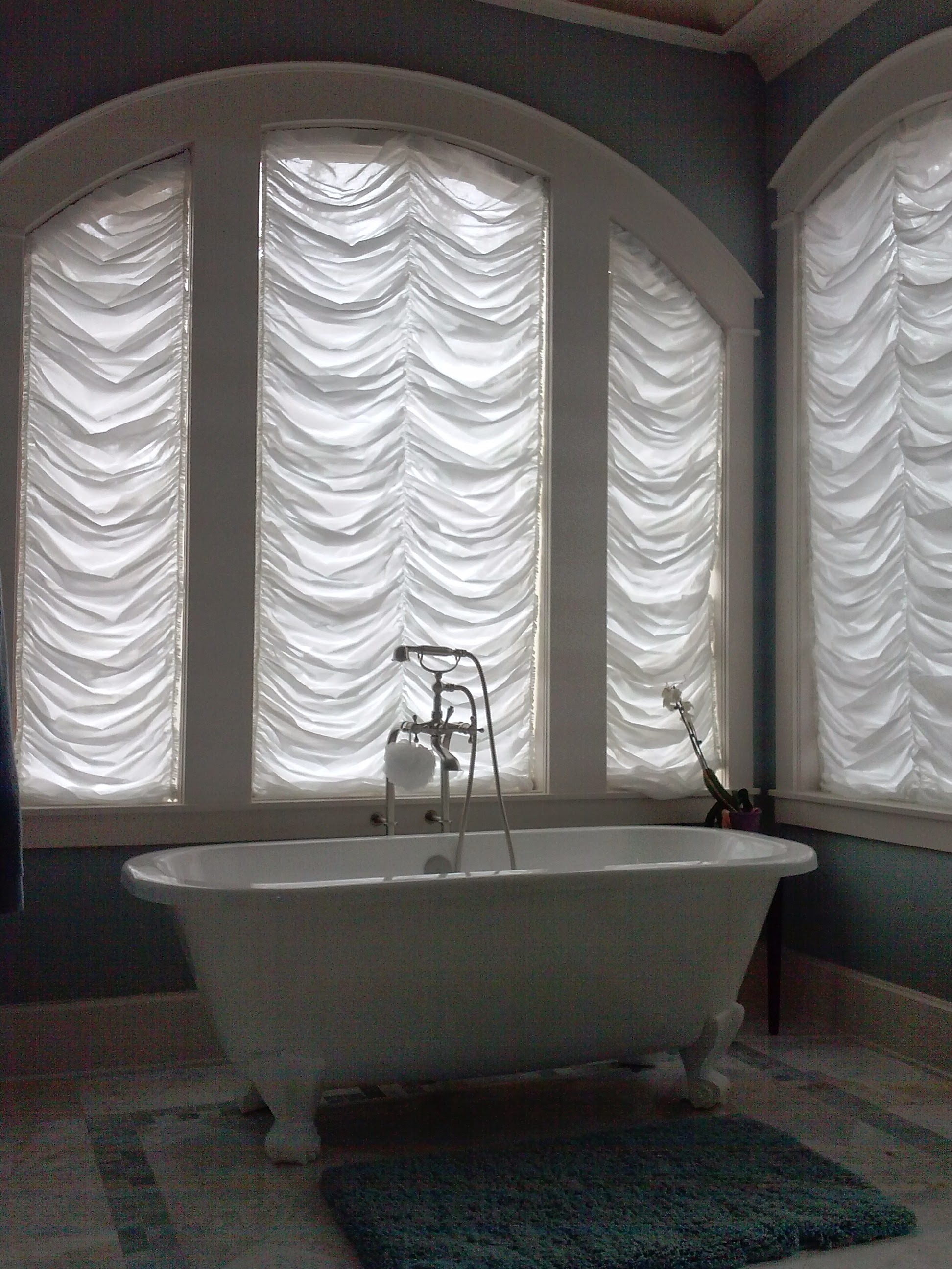Radius Window Treatment