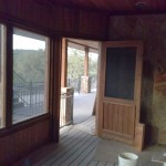 (Inside view) Exclusive Screened in Porch