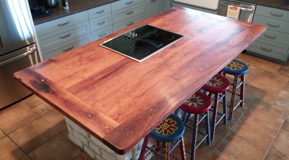 Finished Countertop/Island