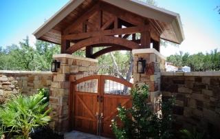 Cedar Gate (Door) Unit (3)