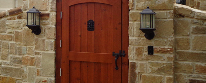 & Worthwhile Cedar Door Units